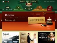 Hotel a restaurace U Lišky
