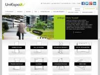 UniExpo CZ, s.r.o. - e-shop (výdejní místo)