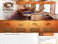 Cukrárna, kavárna a restaurace U Pastvů