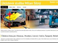Úklidová služba – Milan Silný