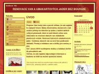 Renovace van – Zuzana Krátká