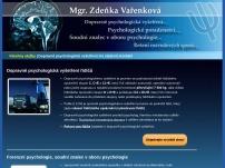 Psychologická poradna – Mgr. Zdeňka Sumega Vařenková