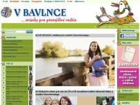 V BAVLNCE.CZ - látkové pleny, šátky na miminka, ekodrogerie, menstruační kalíšky