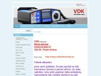 VDK elektronika - Jiří Vondráček