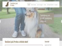 Venčení psů Praha