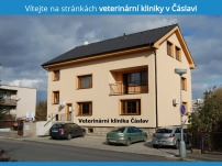 Veterinární klinika – MVDr. Pavlína Pánková Váňová