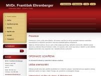 MVDr. František Ehrenberger