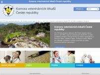 Komora veterinárních lékařů České republiky