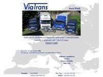 Viatrans - Josef Plášil