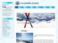 Vladimír Hynek - zasněžovací technika