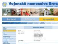 Vojenská nemocnice Brno