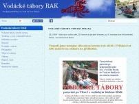 Vodácké tábory RAK