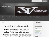 Ing. Jana Vopálková – pletená móda