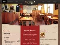 Zámecká Vrátnica - restaurace Vizovice