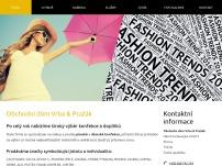 Obchodní dům Vrba & Pražák – firma Michael Vrba