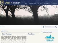 Vrskmaň - obecní úřad