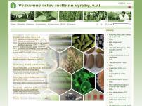 Výzkumný ústav rostlinné výroby, v.v.i.