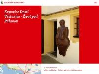 Expozice Dolní Věstonice – Život pod Pálavou