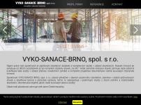 VYKO-SANACE-BRNO, spol. s r.o.
