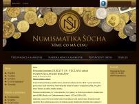 Numismatika Šůcha