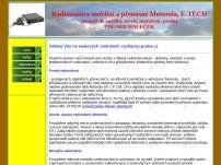 Radiostanice, vysílačky – Eduard Maleček