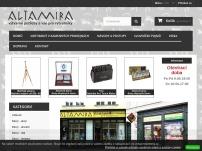 Altamira - výtvarné potřeby