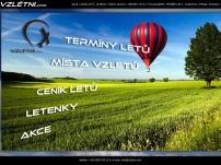 Vzlétni.com – Vyhlídkový let balonem