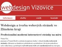 Webdesign Vizovice