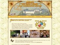 Zbiroh – svatba na zámku