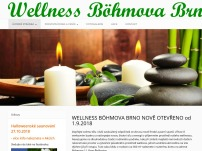 Wellness Böhmova
