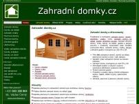 Zahradní domky.cz