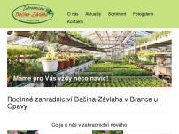 Zahradnictví Bačina – Závlaha