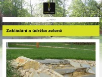 Tomáš Vávra – zakládání a údržba zeleně