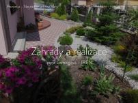 Zahrady realizace - IREN