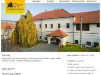 Penzion a restaurace Zámeček Strání