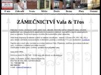 Zámečnictví Vala & Třos