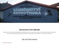 Zámečnictví Petr Mikoláš