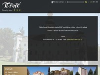 Zámecký hotel Třešť ***