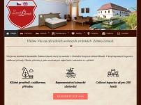 Zámek Libouň – ubytování na zámku