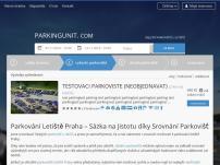 Zaparkujteuletiste.cz – parkování u letiště Praha