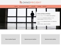 Okno - Projekt Michal Pavlík