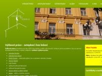 Mykola Dirych – výškové práce pomocí horolezecké techniky, prodej materiálů – e-shop