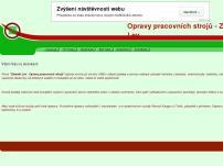 Prodej a servis zahradní techniky – Zdeněk Lev