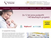 Nadační fond pro zdraví dětí