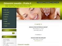 Zdravotní masáže – Jana Červinková