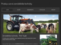 Servis zemědělské techniky - Petr Trpák