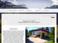 Ubytovanie Ženčuch v Drienici pri Sabinove
