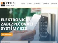 Zeus security agency, s.r.o.