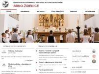 Římskokatolická farnost u kostela sv. Cyrila a Metoděje, Brno - Židenice