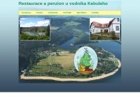 Restaurace a penzion u vodníka Kebuleho